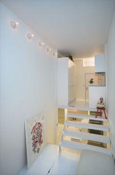 Deze woning in Madrid heeft weinig ruimte, maar veel stijl | roomed.nl