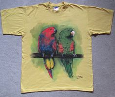 Papouškové, na objednávku
