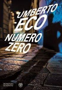 www.de agostibus.it: NUMERO ZERO di UMBERTO ECO