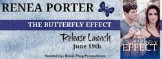 Archaeolibrarian - I dig good books!: RELEASE LAUNCH ~ THE BUTTERFLY EFFECT by Renea Por...