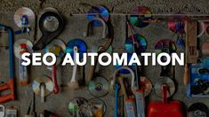 Aleyda Solis shares some of her favorite tools for automating various aspects of search engine optimization. #searchengineoptimizationsecrets,