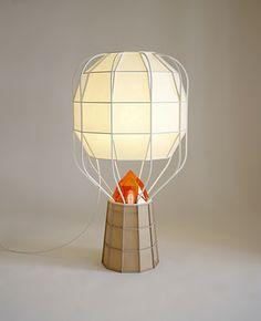 Urban Camper Lighting Objects | / the Artichoke /