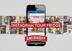 Instagram Your Fridge