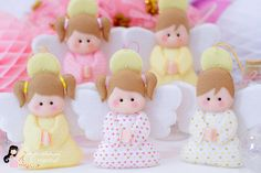 Discover Free Crochet Angel Patterns for Holidays and Decor Diy Angels, Handmade Angels, Felt Patterns, Stuffed Toys Patterns, Felt Christmas, Christmas Crafts, Christmas Stocking, Xmas, Felt Crafts