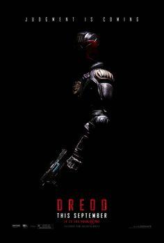 新特警判官3D/超時空戰警3D(Dredd)poster