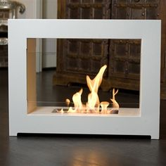 I am obsessed with BrasaFire portable fire places. These are so cool and you can even add scents. I need one before Winter is over!