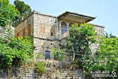 A traditional mountainous old house  بيت تقليدي جبلي قديم By Rabih M Damaj  #WeAreLebanon