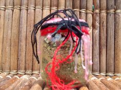 Protection Spell Jar 8 by EnchantedIntentions on Etsy, $27.00