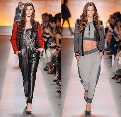 Colcci 2014 Winter Southern Hemisphere Womens Runway Collection - São Paulo Fashion Week Brazil - Inverno 2014 Mulheres Desfiles - Dark Wash...