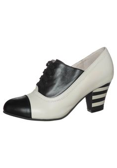 Lola Ramona - ELSIE - pumps - black and white