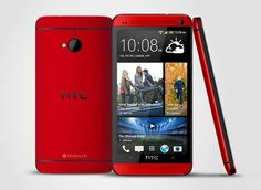The first HTC One Glamour Red Hands-On Video has now been released, the new HTC One in Glamour Red looks really good