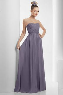wisteria bridesmaid  dresses | ... Very Important Dress : wedding bridesmaid dress long island Wisteri