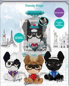 #TrendyDogs #Original #Intek @Intek #louis #Giorgio #Thomas #Ralph #CosasDeChicos www.CosasDeChicos.com