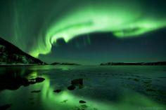 aurora, seen from norway 1-24-12 ~ tommy eliassen