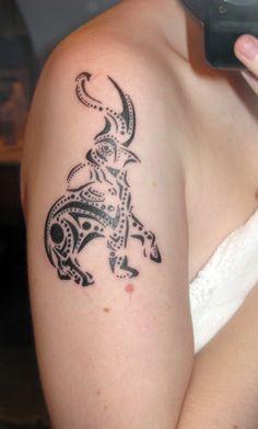 tatuajes elephant tattoo
