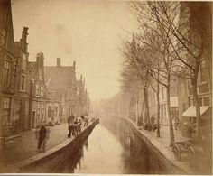 Laat Alkmaar (jaartal: 1910 tot 1920) - Foto's SERC Slot, Holland, Dutch, Cities, Ink, Retro, Country, Places, Painting