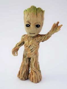 Have you seen the new Guardians of the Galaxy film? It's awesome. One of my favourite parts is when the now tiny Groot is dancing around ...