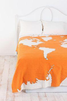 UrbanOutfitters.com > Atlas Tapestry