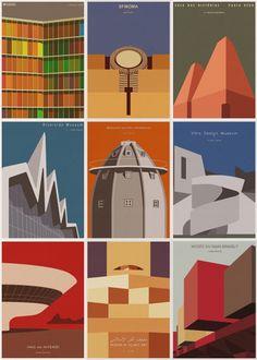 Graphic Design Art, Book Design, Vitra Design, Retro Images, Entrance Design, Aesthetic Painting, Building Art, A Level Art, Arte Pop