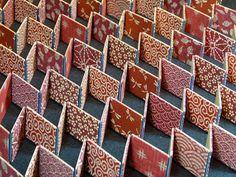 Handmade books by TERENCE UREN