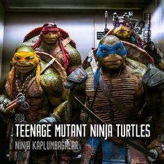 Film Önerisi : Teenage Mutant Ninja Turtles (Ninja Kaplumbağalar), 2014. #koseliobjektif #instagram #facebook #twitter #youtube #pinterest #film #sinema #fragman #movie #cinema #trailer #films #movies #trailers #imdb #teenagemutantninjaturtles #tmnt #meganfox #ninjakaplumbagalar