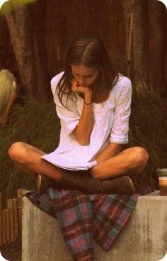 Adrian Grenier in Isabel Lucas Reading a Script