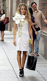 Sarah Jessica Parker....loved seeing her in person at the movie premier.  Thanks Oprah!