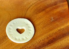 You gotta love Pinterest.  I find so much inspiration on there such as salt dough ornaments .  I've never even heard of salt dough before.  ...