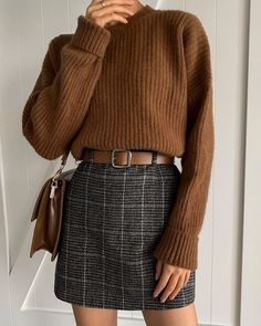 beautiful autumn outfits- # autumn outfits # beautiful over 30 beautiful . beautiful fall outfits- # fall outfits Over 30 beautiful autumn outfits – # autumn outfits # aesthetic Fashion Winter Fashion Outfits, Cute Casual Outfits, Fall Winter Outfits, Look Fashion, Korean Fashion, Autumn Fashion, Modest Fashion, Classy Fashion, Fashion Shoes
