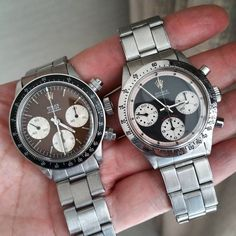 """#rolex #vintagerolex #rolexvintage #watch #watches #watchesofinstagram #vintagewatch #vintagewatches #daytona #paulnewmandial #tropicaldial #6263 #6239…"""