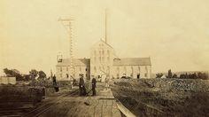 Erzgrube Neu Essen II im Jahr 1865. | Bildquelle: Interfoto