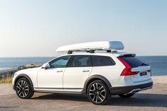 Met de Volvo V90 Cross Country op wintersport kost je minimaal 63.675,- euro
