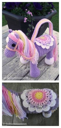 Mesmerizing Crochet an Amigurumi Rabbit Ideas. Lovely Crochet an Amigurumi Rabbit Ideas. Purse Patterns Free, Knitting Patterns Free, Free Pattern, Pattern Ideas, Free Knitting, Sewing Patterns, Crochet Pony, Crochet Beanie, Groomsmen