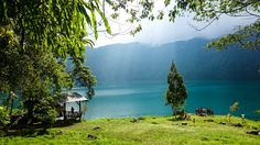 Discover the enchanting beauty of Lake Holon. Philippines, Attraction, Island, Mountains, Nature, Travel, Beauty, Naturaleza, Viajes