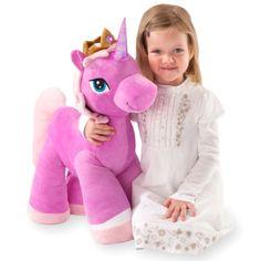 Filly Unicorn zum Aufsitzen, 60 cm