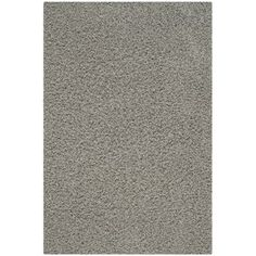 Nielsen Sheepskin Gray Shag Area Rug