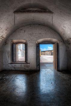 Windows in time. San Cristobal Castle, Old San Juan, Puerto Rico. Elia Locardi on Flickr.