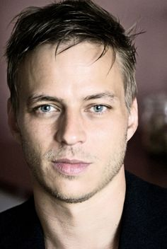 Tom Wlaschiha (Jaqen H'ghar in Game of Thrones).....A beautiful man!