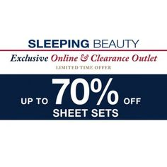 Up to 70% off on Sheet Sets @ Bed Bath n` Table - Bargain Bro