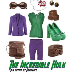 The Incredible Hulk (feminine)