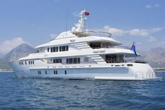 Custom CMB Yacht (JFR) - http://boatsforsalex.com/custom-cmb-yacht-jfr/ - US$ 20,609,128 Year: 2011Length: 150'Engine/Fuel Type: TwinLocated In: contact us, TurkeyHull Material: CompositeYW#: 78975-2345303Current Price: EUR 14,995,000 (US$ 20,609,128) This is an award winning yacht built by the master craftsmen at CMB ...