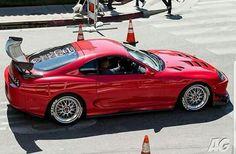 #Toyota Supra
