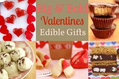 5 Big & Bold Valentines Day Edible Gift Ideas