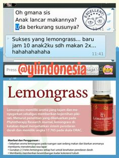 Testi _lemongrass#lemongrass youngliving essential oil#young living #testimony lemongrass#ylindonesia