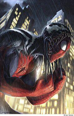 Spider-Man 009 (The Alien Suit)