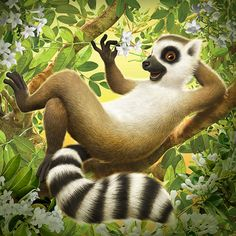 12 Best Kim Neale images | Illustration, Animal cards, Artist
