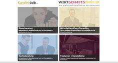#Startup vorgestellt: kanzlei-job.de  Online-Jobbörse für Kanzleiberufe
