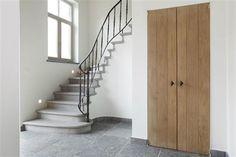 Bourgondisch Kruis - Rustieke bouwmaterialen - Realisaties - Inkomhal