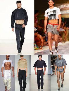 Crop Tops for Men – Crazy or Cool