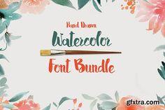 CM Hand Drawn Font Bundle 8 in 1 - Free